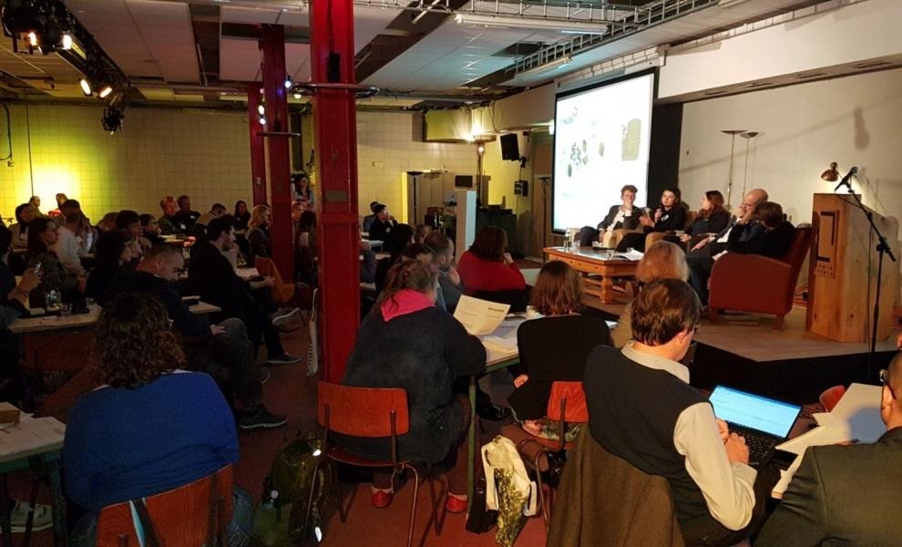 Byliśmy obecni na konferencji Europejskiej Sieci Przedsiębiorstw Społecznych